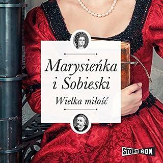 Marysieńka i Sobieski audiobook cover art