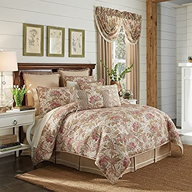Croscill Camille King Comforter Set, 4 Piece