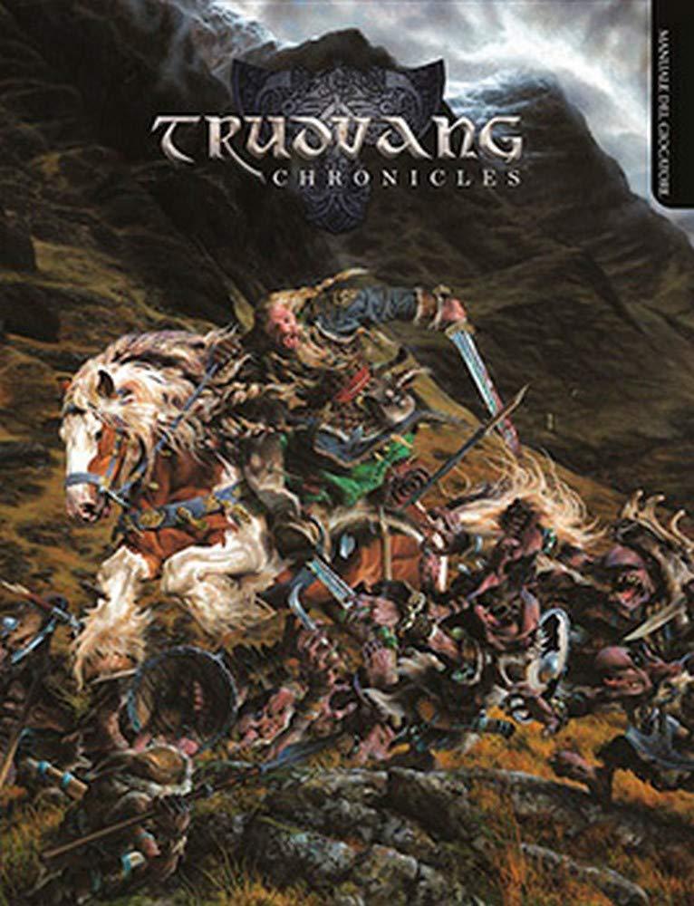 Wyrd Ediciones Trudvang Chronicles-Manual del Jugador, 9788869810565: Amazon.es: Juguetes y juegos