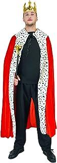 SEA HARE Disfraz de Rey de Lujo para Hombre Adulto