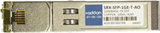 Addon-Networking RJ45 SFP Mini-GBIC Transceiver Module (SRX-SFP-1GE-T-AO)
