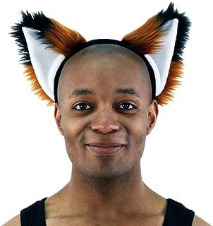 furry fox ears