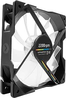CRYORIG QF120 Performance LED (White) 120mm PWM Fan
