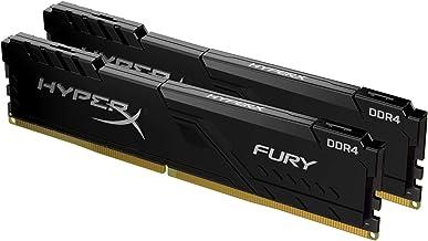 HyperX Fury 16 GB 3200MHz DDR4 CL15 DIMM (کیت 2) 1Rx8 سیاه