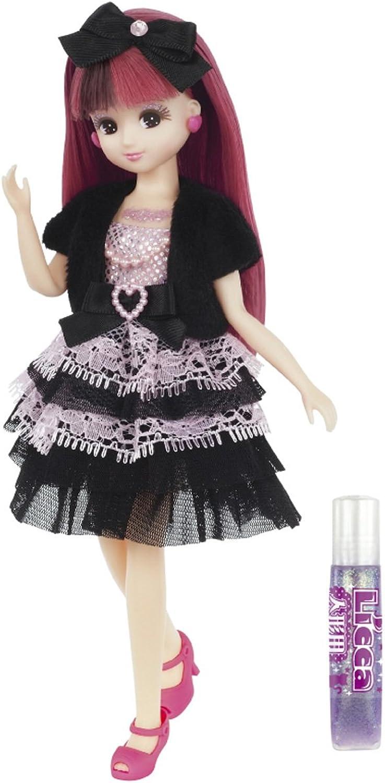Make-up pink dress celebrity Rika (japan import)