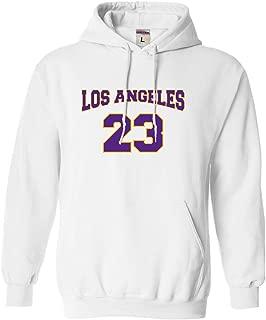 Adult Los Angeles LAbron Sweatshirt Hoodie