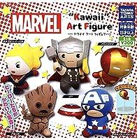 マーベル kawaii Art Figure 1 全5種セット