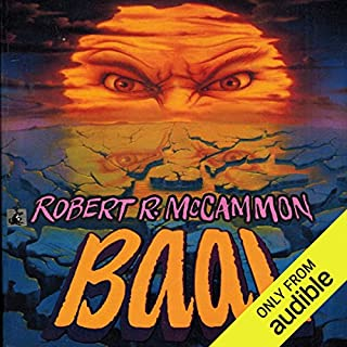 Baal audiobook cover art