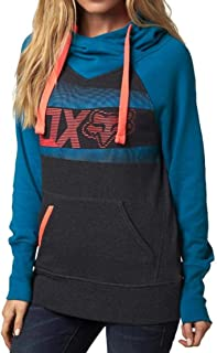 Fox Junior's Cohesion Color Block Pullover Hoodie