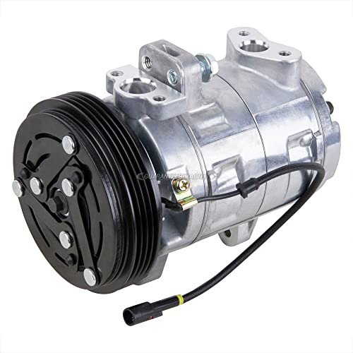 AC Compressor & A/C Clutch For Suzuki Esteem Vitara Grand Vitara - BuyAutoParts 60