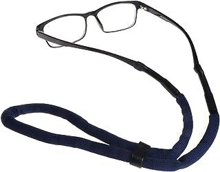 Queenbox Anteojos ajustables Correa Poli/éster Unisex Universal Flotante 32.7cm Gafas de sol Cadena Gafas de seguridad Sostenedor Gafas Cord/ón Retenedor Cord/ón