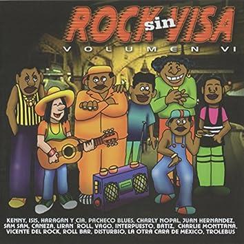Rock Sin Visa, Vol. 6