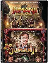 Jumanji 1995 Jumanji: Welcome to the Jungle Jumanji Double Feature