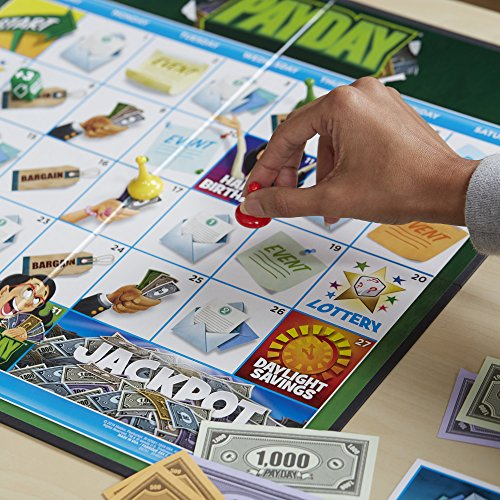 Jeu Jour de paye Pay Day Hasbro Game - 3