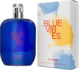 Fun Water Blue Vibes – herrdoft – 100 ml
