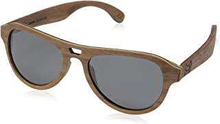 Earth Wood Clearwater Polarized Sunglasses - Men39;s