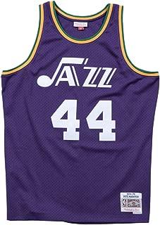 Mitchell & Ness Pete Maravich New Orleans Jazz NBA Swingman 74-75 HWC Jersey