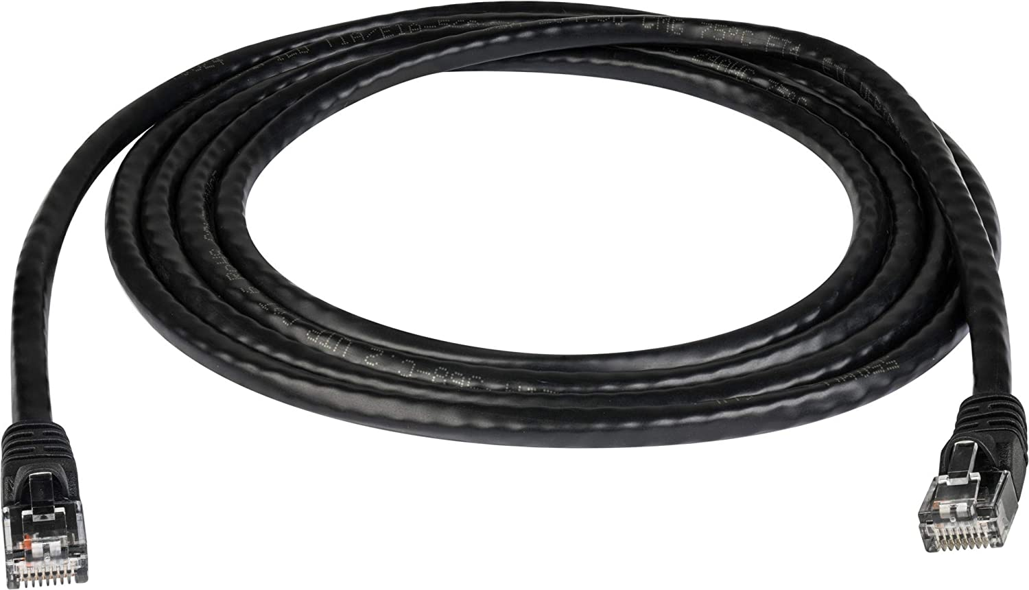 Molded Utp Cat6 Tampa Mall Cable 24Awg Foot Sale Special Price 7 50U Black