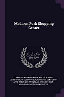 Madison Park Shopping Center