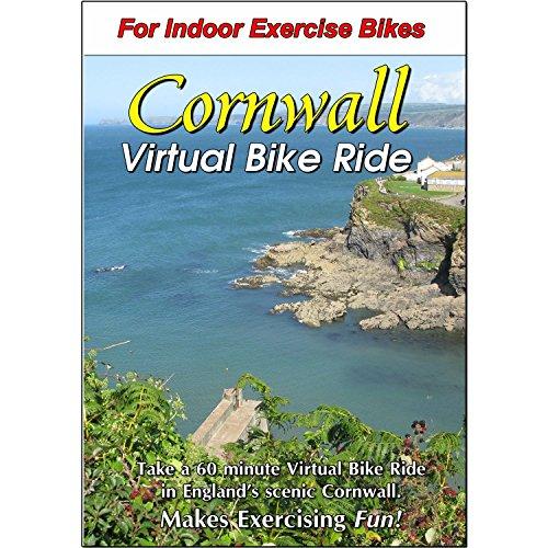 Cornwall UK Virtual Scenery DVD