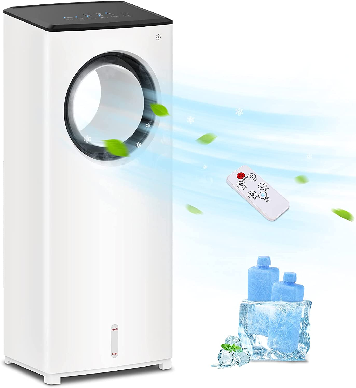 LifePlus Portable Evaporative ブランド激安セール会場 Air Bladeless Fan Humidi Cooler ●スーパーSALE● セール期間限定