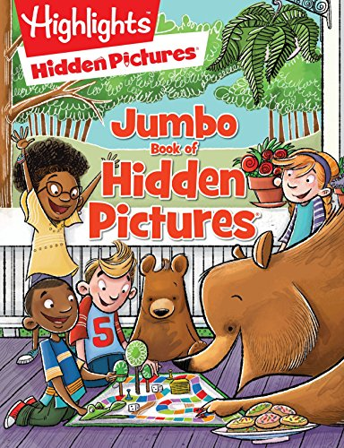 Jumbo Book of Hidden Pictures® (...
