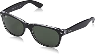 Ray-Ban menswomen's New Wayfarer Square Sunglasses TOP...