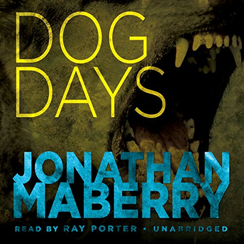Dog Days audiobook cover art