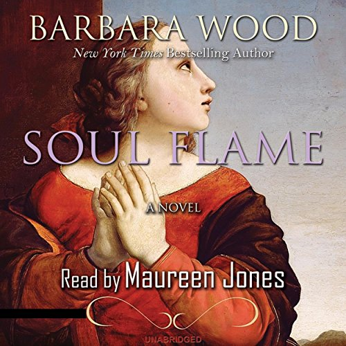 Soul Flame audiobook cover art