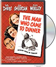 MAN WHO CAME TO DINNER, THE (FF)(DVD)
