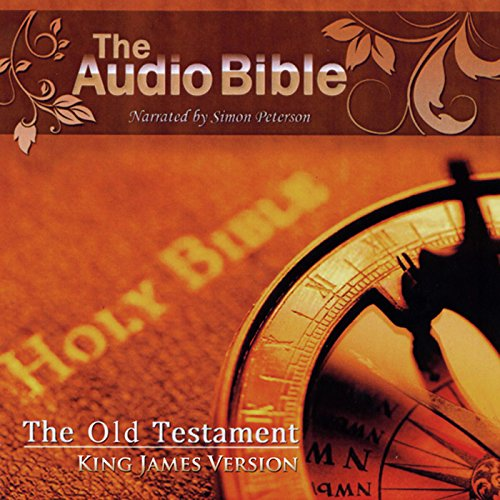 The Old Testament: The Book of Deuteronomy audiobook cover art