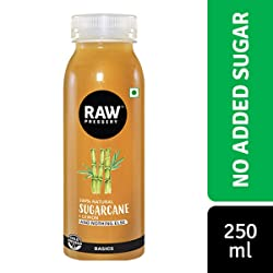 Raw Pressery Juice, Sugarcane, 250ml