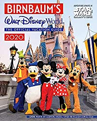 Birnbaum's Walt Disney World Book from Amazon