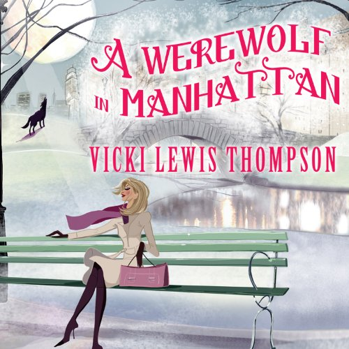 A Werewolf in Manhattan audiobook cover art