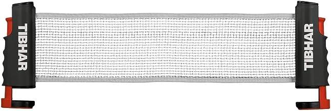 Regolabile da Tavolo e Portatile Accessori da Viaggio con Morsetti a Staffa Gobesty Rete da Ping Pong Retrattile Rete da Ping Pong per Tavolo da Pranzo Rete da Ping-Pong Retrattile Portatile