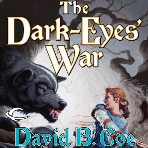 The Dark-Eyes' War audiobook cover art