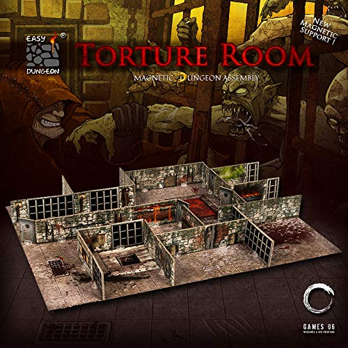 Games06 Easy Dungeon - Torture Room