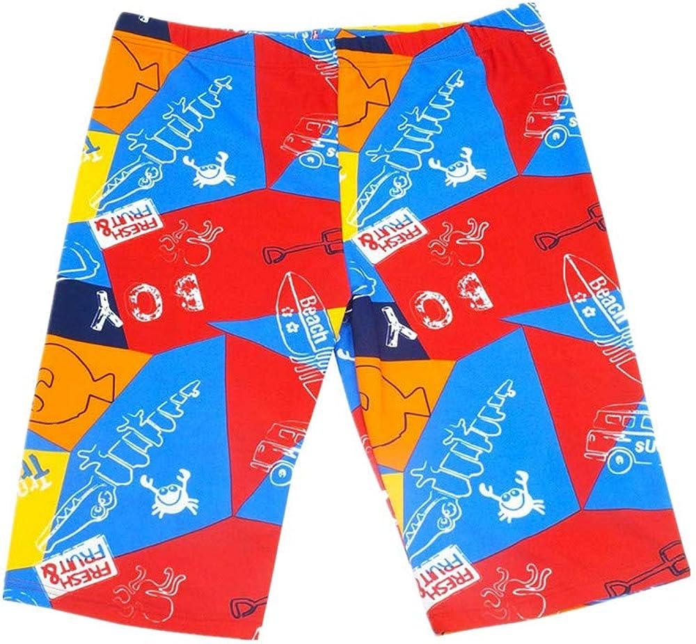 Aivtalk Boys' Quick Dry UPF 50+ Beach Swim Trunk Toddler Jammers for Swimming