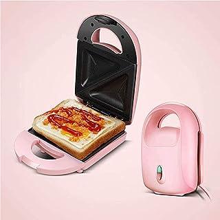 aasdf Grille-Pain à Sandwich Mini Sandwich Maker, Gaufrier, Machine à Sandwich Multifonctionnel, Machine à Sandwich Chauff...