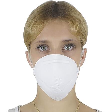 PROTEZIONE FACCIALE LAVABILE RIUTILIZZABILE  antibatterica MADE IN ITALY 3PZ