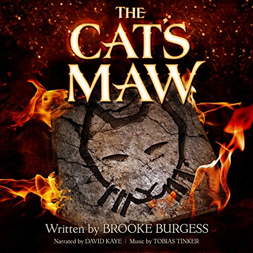 The Cat's Maw audiobook cover art