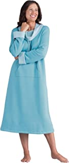 Soft Nightgowns for Women - Long Sleeve Nightgown