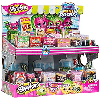 Shopkin Season 11 Mini Packs - Bundle of 4 Pa   Shopkin.Toys - Image 1