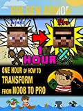 Clip: Golden Armor - One Hour of How to Transform from Noob to Pro in Minecraft