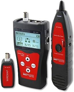 Noyafa NF300 Rj45 Rj11 BNC Cable Tester Tracker