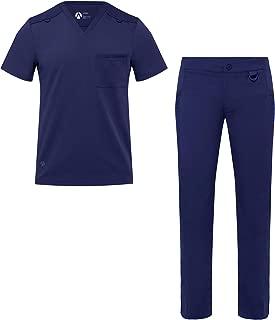 custom fit mens scrubs