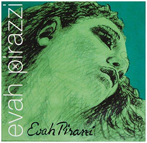 Pirastro Evah pirazzi 313321 Acero-oro 1ª-bola-medium-violín 4/4