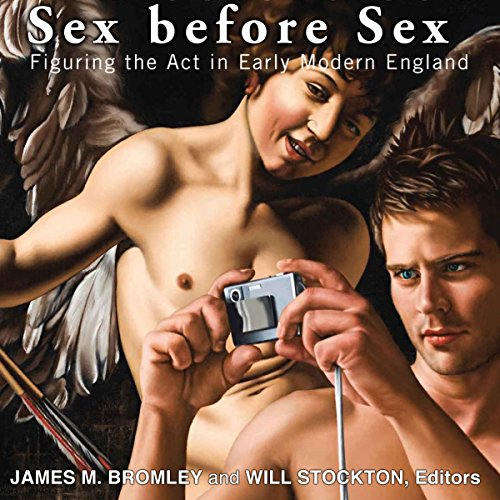 Sex before Sex audiobook cover art