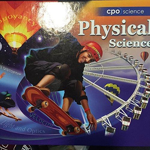 CPO Physical Science Middle School Grades 6 8 Gutman HSU