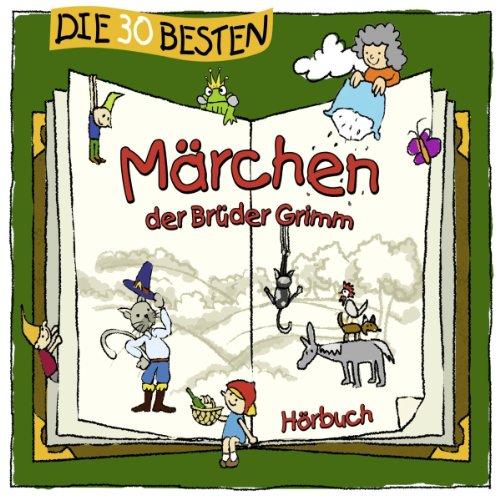 Die 30 besten Märchen der Brüder Grimm                   Autor:                                                                                                                                 Brüder Grimm                               Sprecher:                                                                                                                                 Robert Missler,                                                                                        Merete Brettschneider,                                                                                        Katja Brügger                      Spieldauer: 5 Std. und 39 Min.     263 Bewertungen     Gesamt 4,3